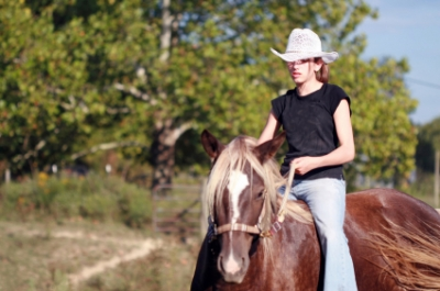 Your teenagers won't be bored at Colorado Trails, the dude ranch teens program here is awesome... even to them.