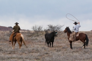 ranch chaps history