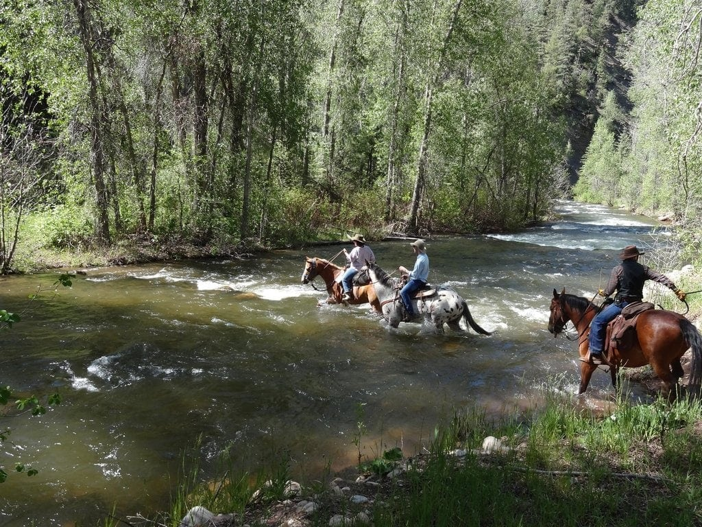 Crossing-River-Horseback